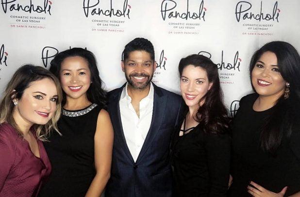 pancholi cosmetic surgery of las vegas staff