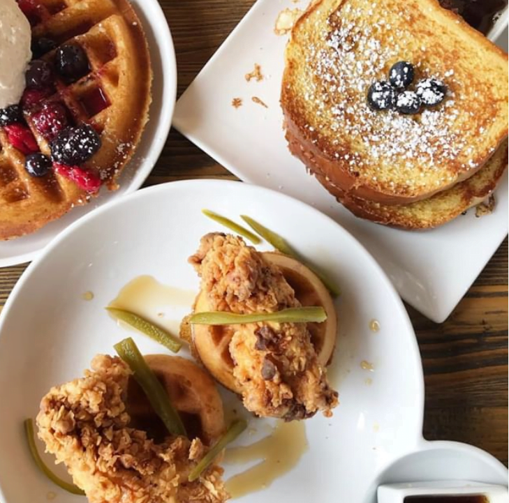 artisanal bakery and farm to table brunch in Las Vegas